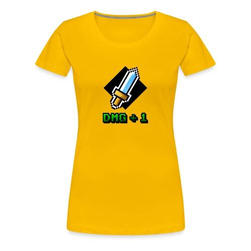 DMG+1 - Maglietta Premium da donna