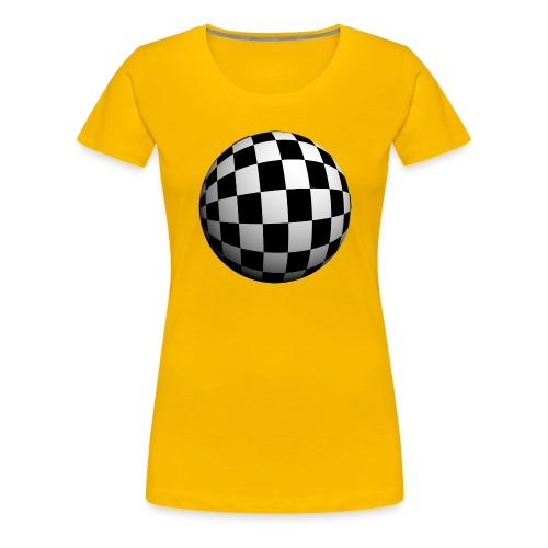 bola 3d - Women's Premium T-Shirt