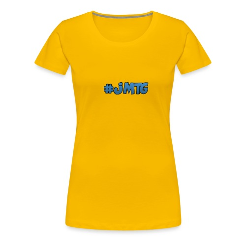 JustMTGames T-Shirt - Vrouwen Premium T-shirt
