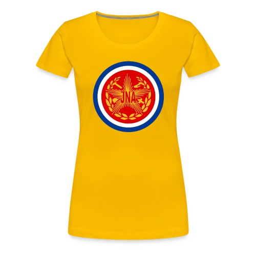 JNA Jugoslovenska Narodna Armija Training - Women's Premium T-Shirt