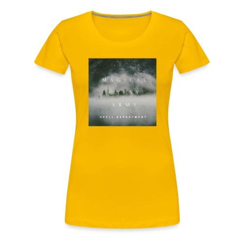 MAGICAL GYPSY ARMY SPELL - Frauen Premium T-Shirt