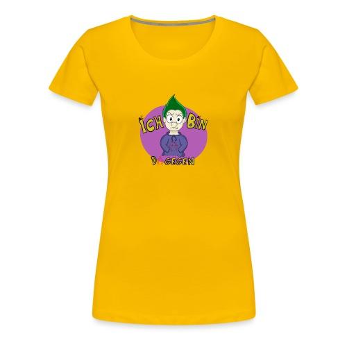 kuromad - Frauen Premium T-Shirt