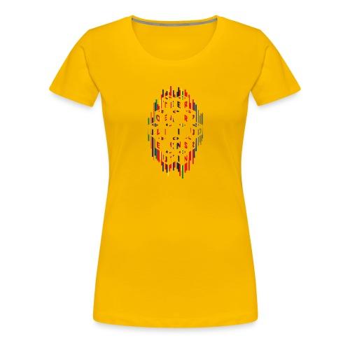 TERIUC_ARWORK_200PPI - Frauen Premium T-Shirt