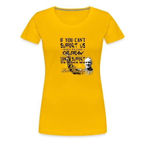 Bill Shankly - Sweatshirt - Premium-T-shirt dam