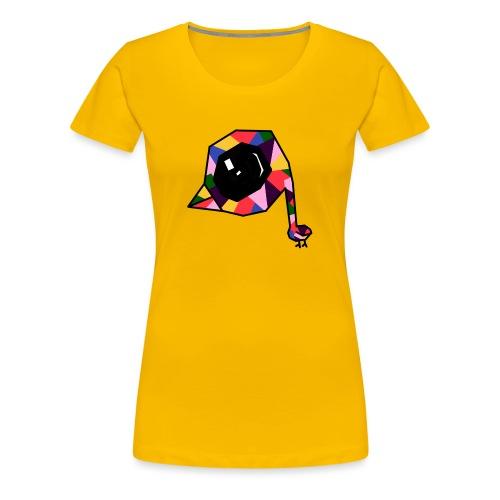 Birdie boo - Dame premium T-shirt