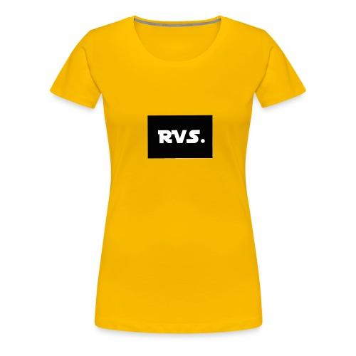 RVS - Vrouwen Premium T-shirt