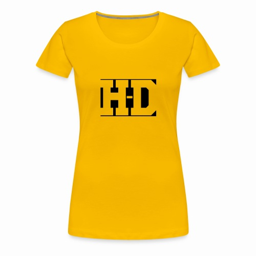 HDD - Women's Premium T-Shirt