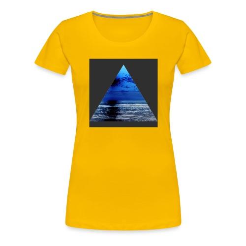 OceanBlue - Women's Premium T-Shirt