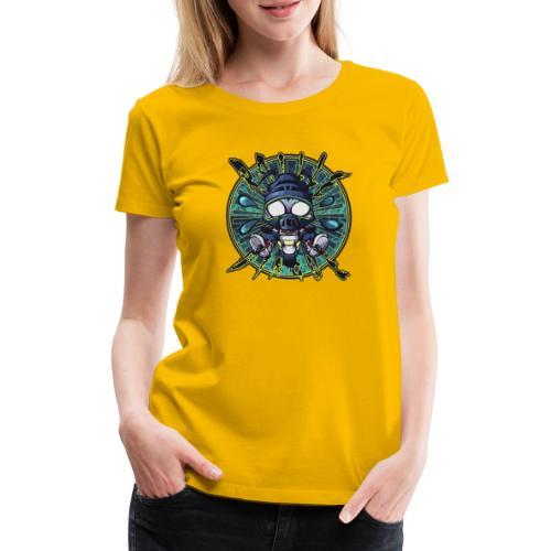 RailleDingue (400ppp - 40 - T-shirt Premium Femme