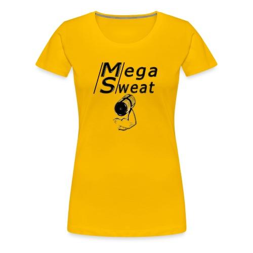camisetas deportivas - Camiseta premium mujer
