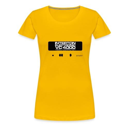 VC4000 - Frauen Premium T-Shirt