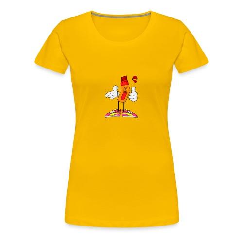 Drip N Drop - Maglietta Premium da donna