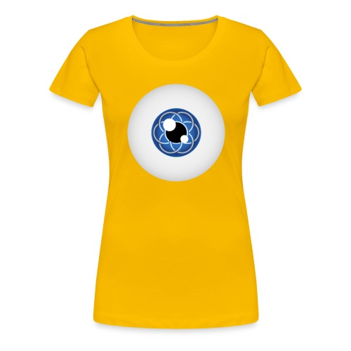 #SaveHumanity - Dame premium T-shirt