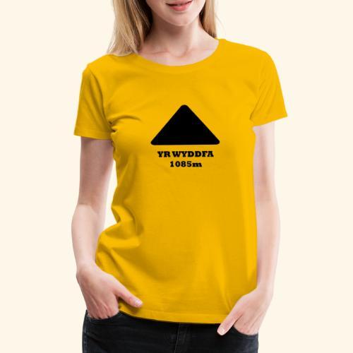 Snowdon - Women's Premium T-Shirt