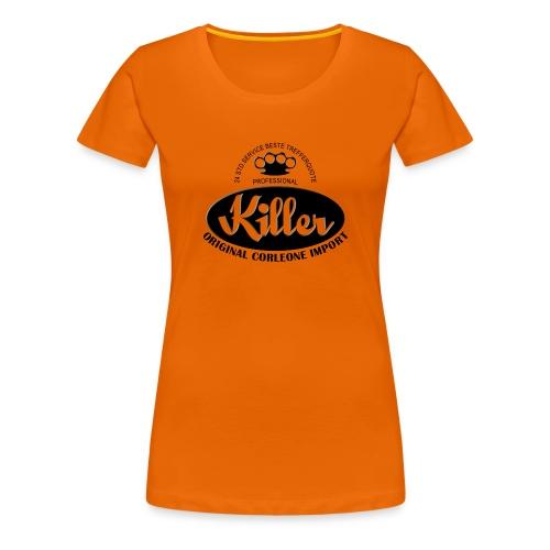 Killer Professional - Frauen Premium T-Shirt