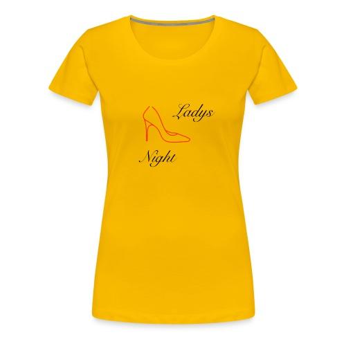 Ladysnight - Frauen Premium T-Shirt