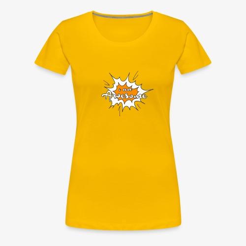 Ich bin Super - Frauen Premium T-Shirt