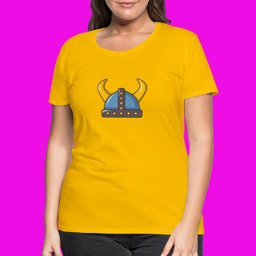 1000descarga 1 vectorized - Camiseta premium mujer