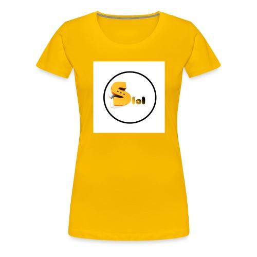 SLOL LOGO - Frauen Premium T-Shirt