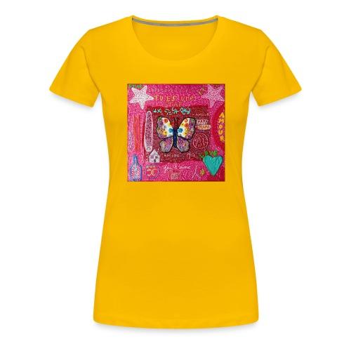 MA STAR - T-shirt Premium Femme