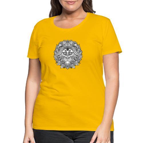Sternzeichen Löwe - Frauen Premium T-Shirt