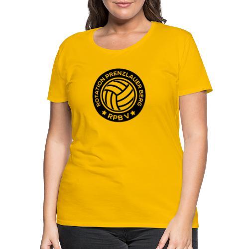 RPB Emblem Stamp - Frauen Premium T-Shirt