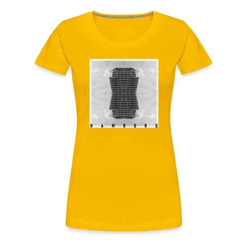 Hamburg 20.1 - Frauen Premium T-Shirt