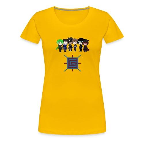 SonneCraft - Maglietta Premium da donna