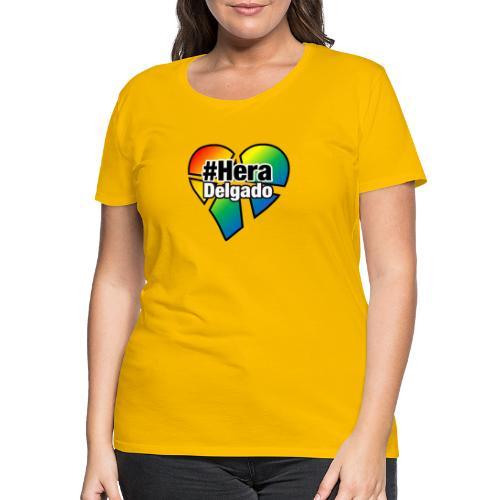 #HeraDelgado - Frauen Premium T-Shirt