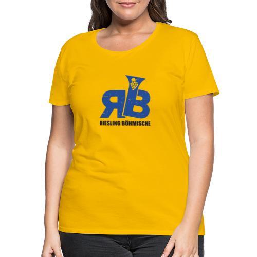 Riesling Böhmische - Frauen Premium T-Shirt