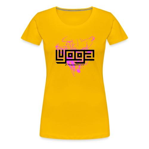 YOGA PASSION cool textiles, gifts for everyone - Naisten premium t-paita