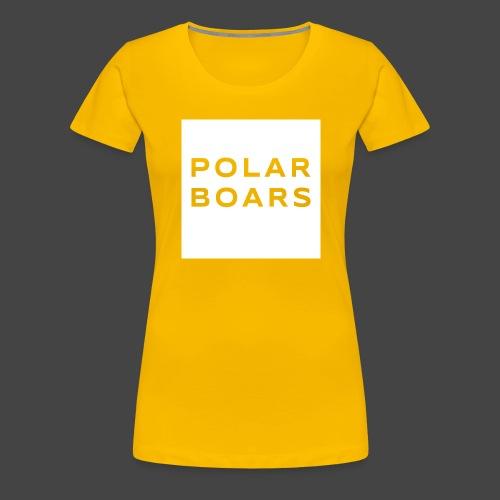 polar boars - Frauen Premium T-Shirt