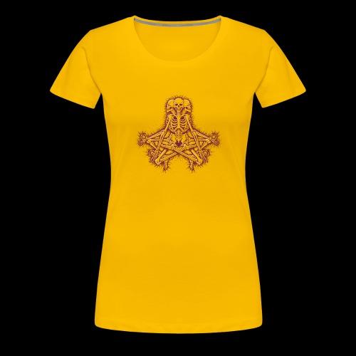 Triskeleton - Frauen Premium T-Shirt