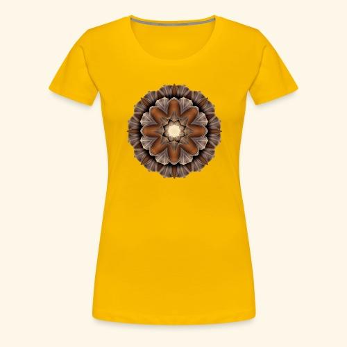 Morbid pattern tröjtryck 13 - Premium-T-shirt dam
