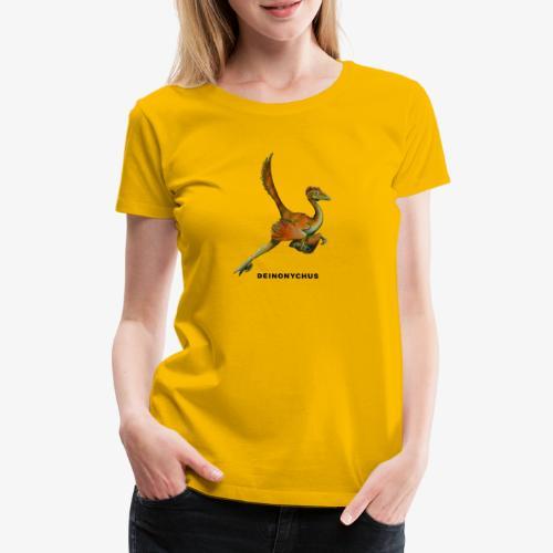 Deinonychus - Camiseta premium mujer
