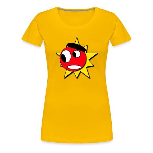 Mr Boom - Vrouwen Premium T-shirt
