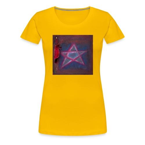 PENTAGRAM - Frauen Premium T-Shirt