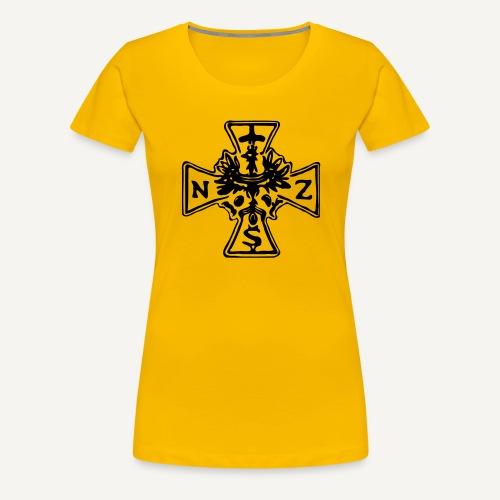 nsz1 - Koszulka damska Premium