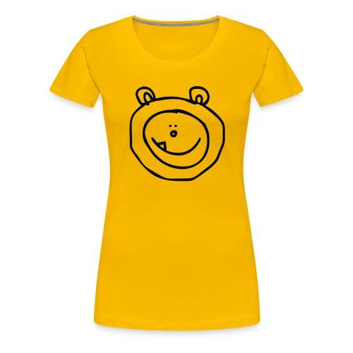 sneeuwbeer - Vrouwen Premium T-shirt