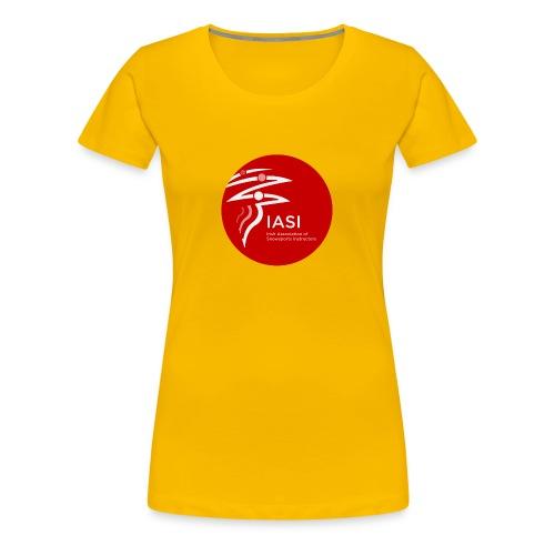 iasi red c60000 - Women's Premium T-Shirt