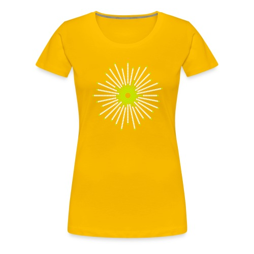 fancy_circle - Women's Premium T-Shirt