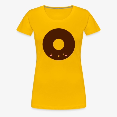 Happy Doughnut All Ages Perfect Gift - Women's Premium T-Shirt