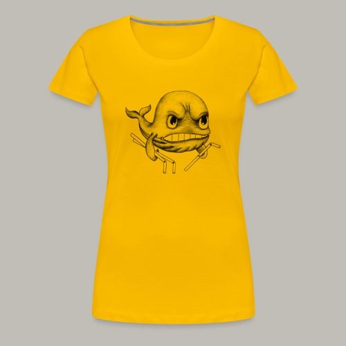 whaly 2 - T-shirt Premium Femme