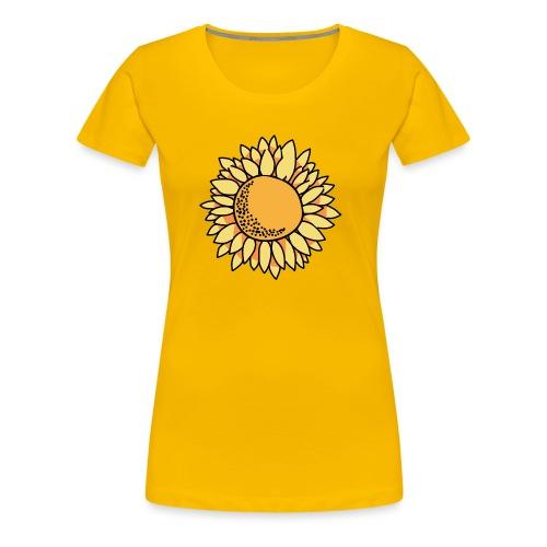 Sunflower - Vrouwen Premium T-shirt