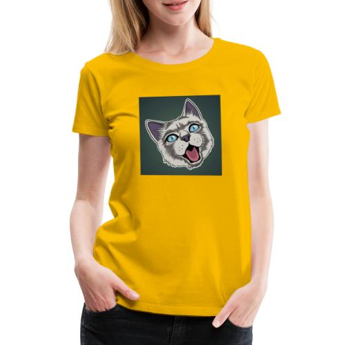 101183AD 22CD 4C05 B9F7 1BCA56A43301 - Frauen Premium T-Shirt