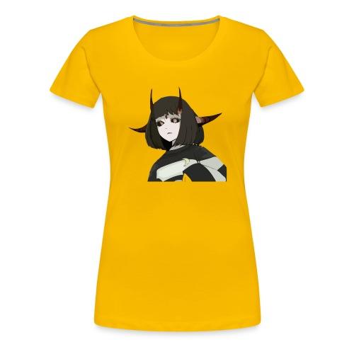 japanesse girl - Camiseta premium mujer