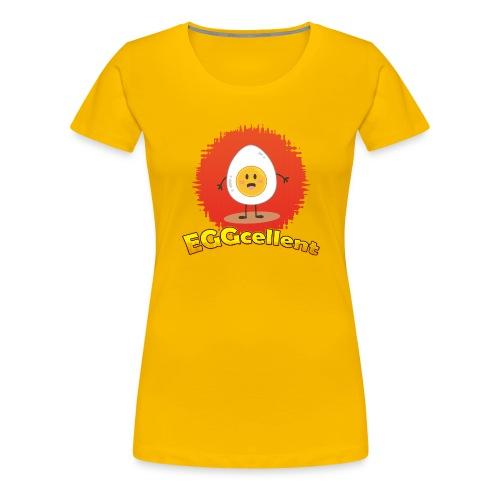 Eggcellent - Frauen Premium T-Shirt