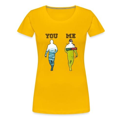 70% MLG - Premium T-skjorte for kvinner