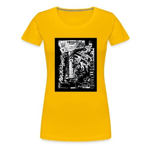 Japan 3 - Women's Premium T-Shirt