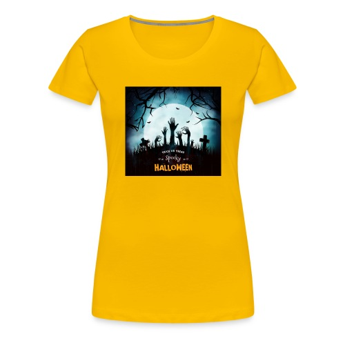 HALLOWEEN4 - Camiseta premium mujer